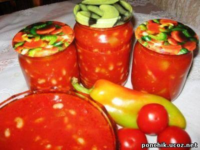 Лечо Белорусское, классический рецепт