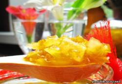 варенье ананасовое кабачковое