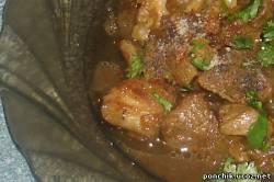 Мясо Тушенное в Маринаде