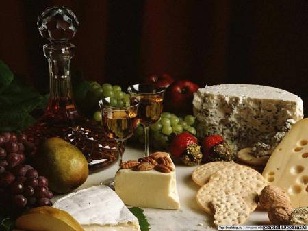 Вино и Сыр Таблица Сочетаний Вкуса