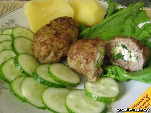 Мясные зразы с яйцом рецепт с фото пошагово  1000menu