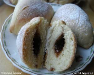 Рецепт быстрого печенья с корицей